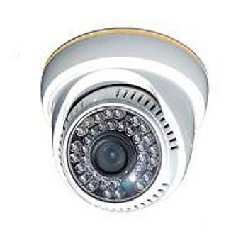 QX-5518BD 5 MP 18 SMT Led Dome Ahd Kamera