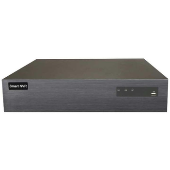 QX-7864AE-4K 64 Kanal 8MP H.265+ SMART NVR