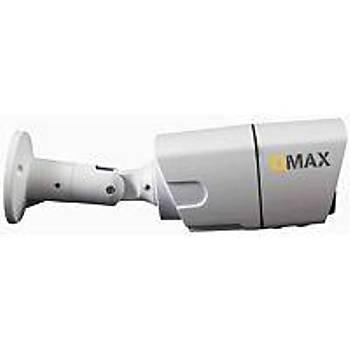 QX-5208BHE 2 MP 8 White Led Bullet Starlight Ahd Kamera
