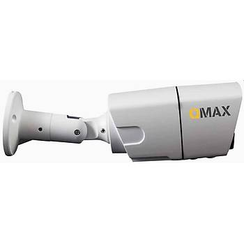 QX-5208BHE28 2 MP 8 White Led Bullet VF Starlight Ahd Kamera
