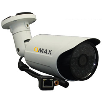 QX-6349BH 3 MP 1/2.7 Cmos Sensor 48 Led 3.6mm Lens H265 Bullet Ip Kamera