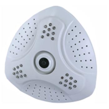 QX-5200FE 2 MP Fish Eye - Balýk Gözü Ahd Kamera 360°