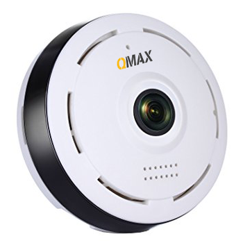 QX-6100BD360 1.3 MP Progressive Scan Cmos 1.18mm Lens Panaromic Wifi Ýp Kamera