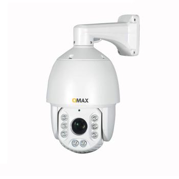QX-6208SD30 2 MP Sony IMX323 Sensor 8 Array Led 30x Optik Zoom H265+ Speed Dome Ip Kamera