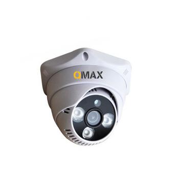 QX-6203BDE 2 MP Sony Exmor 3 Array Led 3.6mm Lens Dome Ip Kamera