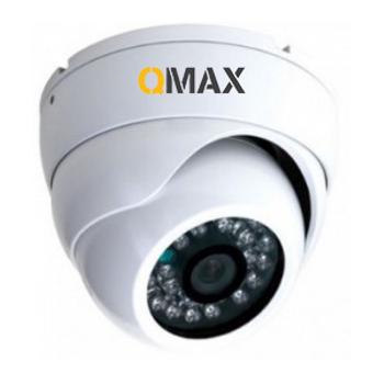 QX-5248BD 2 MP 48 Led Dome Ahd Kamera