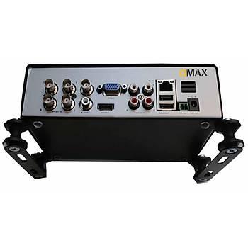 QX-7144N-X 4 Kanal 4 Ses MOBİL DVR