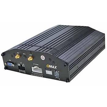 QX-7M44N-C 4 Kanal 4 Ses PRO MOBÝL DVR