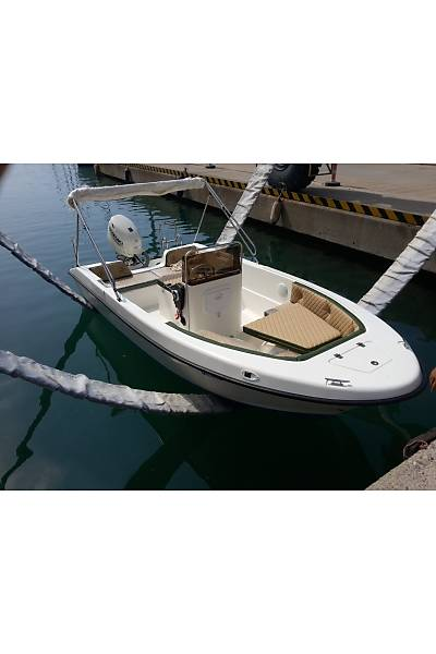 KAYIKSAN  4.70  OFF SHORE ve 30 HP SUZUKÝ MANUEL MOTOR