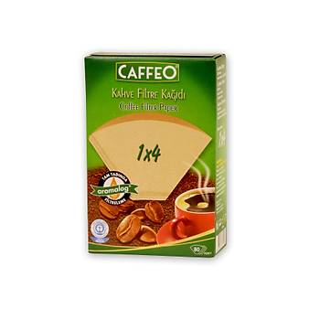 CAFFEO FÝLTRE KAÐIDI 1x4