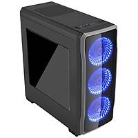 Frisby Gamemax FC-9235G 650W 80+ Mid Tower Kasa