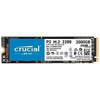 Crucial P2 2TB SSD m.2 NVMe PCIe CT2000P2SSD8
