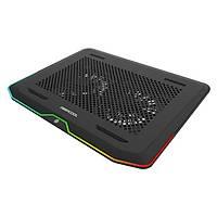 Deep Cool N80 RGB 17,3'' Ntb Soðutucu Siyah