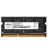 Netac Basic NTB 4GB 1600MHz DDR3L NTBSD3N16SP-04