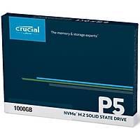 Crucial P5 1TB SSD m.2 NVMe PCIe CT1000P5SSD8
