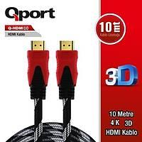 Qport Q-HDMI10 10m Hdmi Kablo