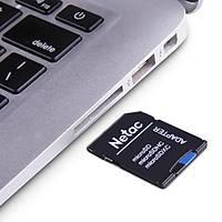 Netac 64GB MicroSDXC U3/C10 NT02P500STN-064G-R