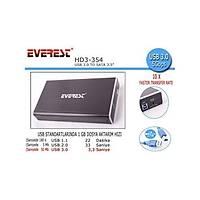 Everest 3.5 HD3-354 USB 3.0 Disk Kutusu SATA