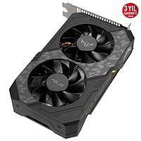 Asus TUF-GTX1650-O4GD6-P-GAMING 4GB 128Bit GDDR6