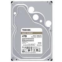 Toshiba 3,5 N300 4TB 128MB 7200RPM HDWQ140UZSVA