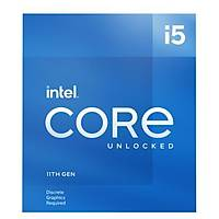 Intel i5-11600KF 3.9 GHz 4.9 GHz 12MB LGA1200P