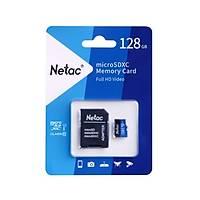 Netac 128GB MicroSDXC U3/C10 NT02P500STN-128G-R