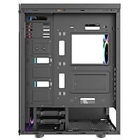 DarkFlash Phantom 650W 80+Br RGB Mid Tower Kasa