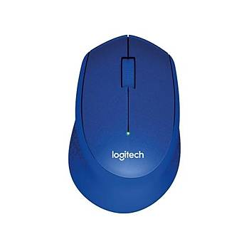 Logitech M330 Silent Mouse Mavi 910-004910