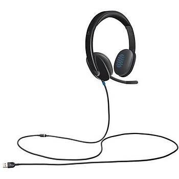 Logitech H540 USB Kablolu Kulaklýk 981-000480