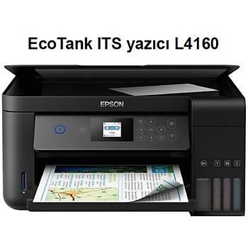 Epson L4160 Renkli Wi-Fi Tanklý Fot/Tar/Prn A4