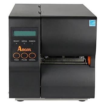 Argox IX4-350 TT Barkod Yazýcý Seri-USB