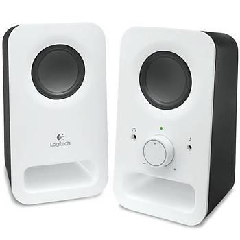 Logitech Z150 1+1 Beyaz Speaker 6W 980-000815