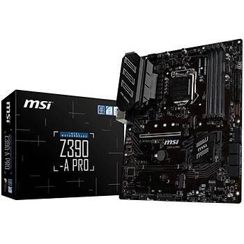 MSI Z390-A PRO DDR4 2666 Mhz  S+V+GL 1151