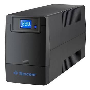 TESCOM LEO 650 VA LCD (1x7AH) 5-10 Dk