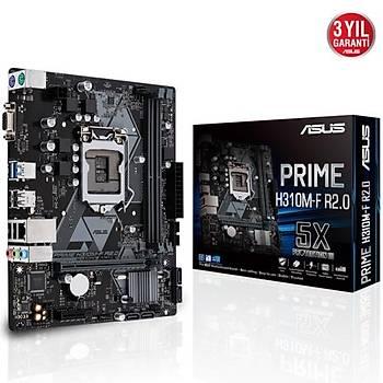 Asus PRIME H310M-F R2.0 DDR4 2666MHz S+V+GL 1151V2