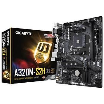 Gigabyte GA-A320M-S2H S+V+GL DDR4 AM4