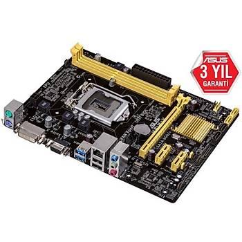 Asus H81M-K DDR3 S+V+GL 1150p (mATX)