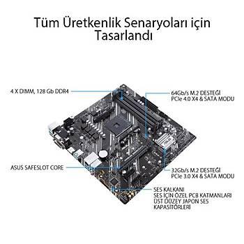 Asus PRIME B550M-K DDR4 S+V+GL AM4