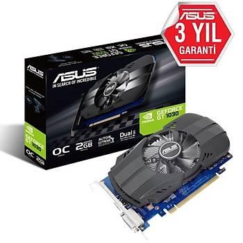 Asus GT1030 PH-GT1030-O2G 2GB 64bit GDDR5