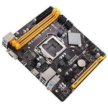 Biostar H61MHV2 DDR3 S+V+L 1155p (mATX)