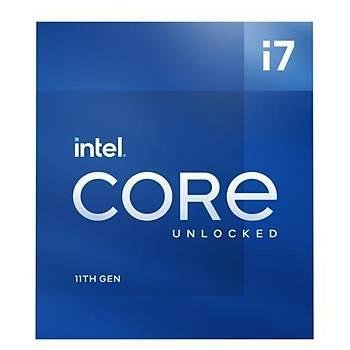 Intel i7-11700K 3.6 GHz 5.0 GHz 16MB LGA1200P