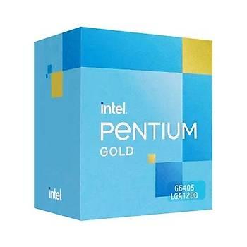 Intel Pentium Gold G6405 4.1 GHz 4MB LGA1200P