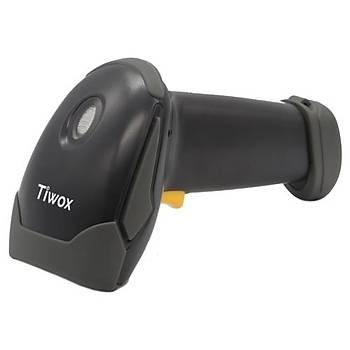Tiwox VS-111 El Tipi CCD Okuyucu 1D/USB