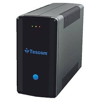 TESCOM LEO+ 850 VA LED (1x9AH) 5-10 Dk