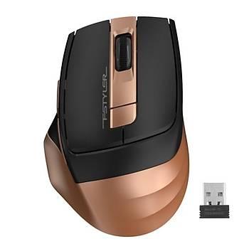 A4 Tech FG35 Bronz Kablosuz Optik Mouse 2000DPI