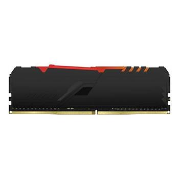 Kingston-HyprX 8GB FryRGB 3600MHz HX436C17FB3A/8
