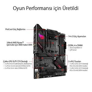Asus STRIX B550-E GAMING DDR4 S+V+GL AM4