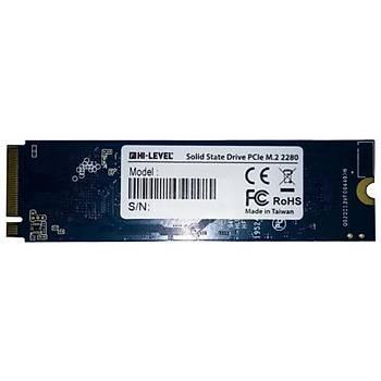 HI-LEVEL 512GB SSD m.2 NVMe HLV-M2PCIeSSD2280/512G