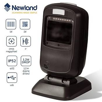 Newland FR4080 Masaüstü Karekod Okuyucu/USB