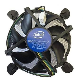 Intel E97379-003 90mm CPU Soðutucu (TDP 65W)